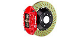 2013-2018 Hyundai Veloster Turbo Brembo Big Brake Kit