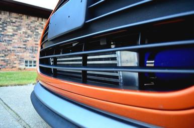 Veloster Turbo Big FMIC Kit