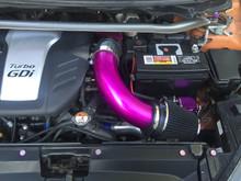 Veloster Beast Mode Short Ram Intake SRI