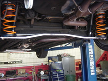Piercemotorsports Elantra Rear Torsion Bar
