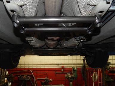 2008-2013 Volvo C30 Chromoly Midship Brace