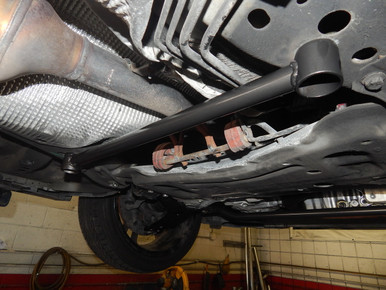 2008-2013 Volvo C30 Chromoly Front Tunnel Brace