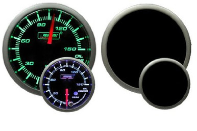 PROSPORT 52mm Premium Series Oil Pressure Gauge