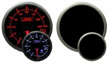 PROSPORT 52mm Premium Exhaust Gas Temperature Gauge (EGT) Amber