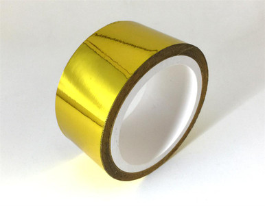 Gold Heat Reflective Self Adhesive Tape 15 Feet x 2 Inches wide