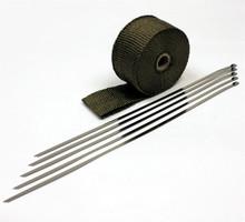 Titanium Header Wrap