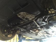 Piercemotorsports Ford Focus ST 4 Point Lower Tiebar Brace