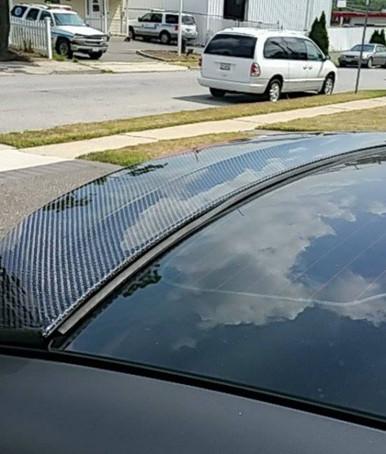 2012-2018 Hyundai Veloster Turbo Carbon Spoiler