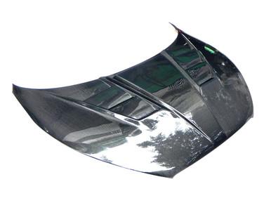 2013-2018 Veloster Turbo VT1 Hood Carbon Fiber
