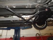 Piercemotorsports Veloster X Brace