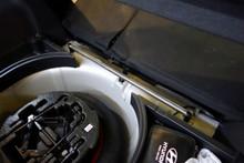 Elantra GT Upper Rear Chassis Brace Trunk Brace