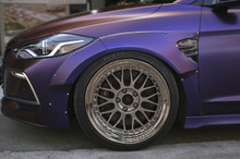 Elantra Sport Widebody Kit in FRP