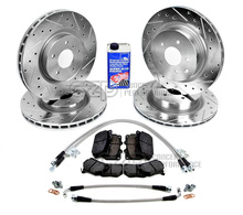 Elantra Sport Race Brake Package