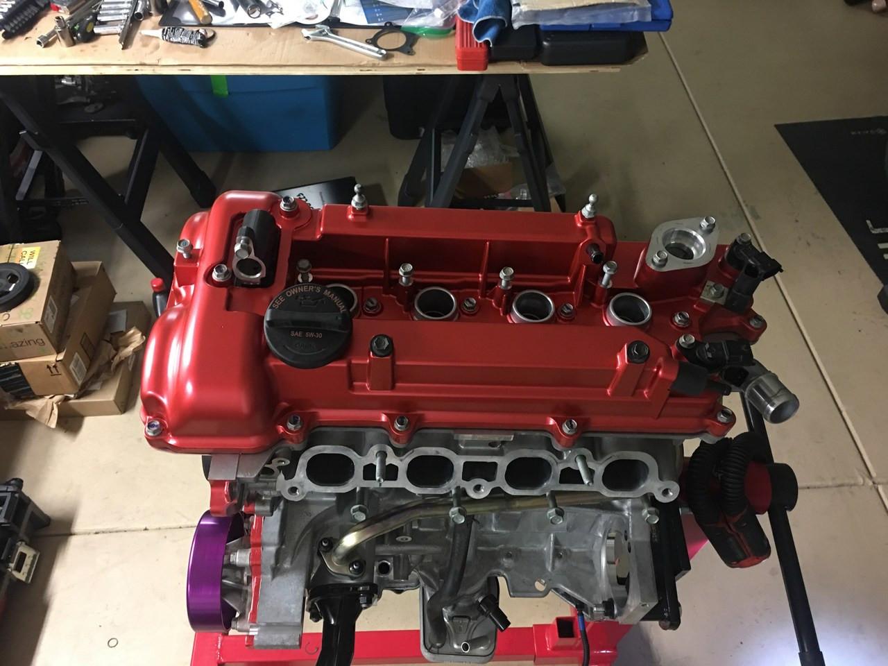 Kdm Tuners 1 6 Gamma G4fj Engine Build Kit