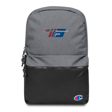 Piercemotorsports Embroidered  Backpack