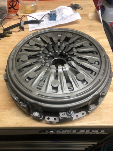 2013-2018 Veloster Turbo DCT Upgraded Clutch