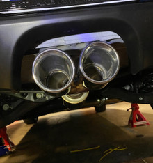 Piercemotorsports Veloster 2nd Gen Base 2.0 Exhaust