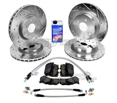 2014-2019 Fiesta ST Race Brake Package