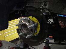 2012-2018 Piercemotorsports Veloster Rear Camber Kit