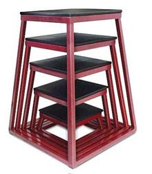 "20"" Steel-framed Plyo Box [Availability TBD]"