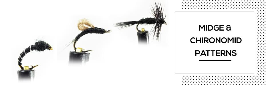 Midge and Chironomid Patterns