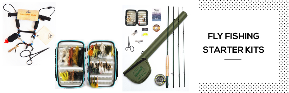 121816020 Starter Kits - Ascent Fly Fishing