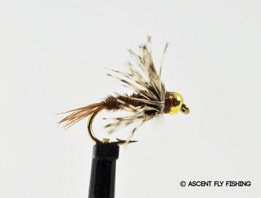 Beadhead Soft Hackle Pheasant Tail