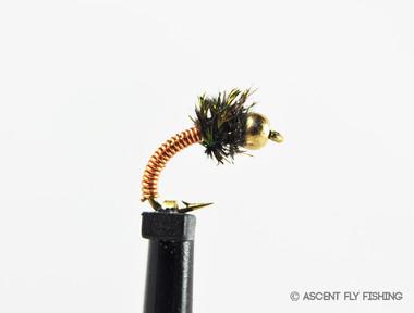 Copper Beadhead Brassie