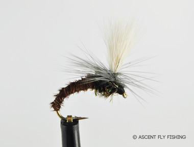 Parachute March Brown Emerger