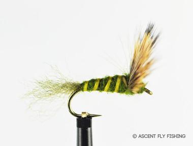 Green Drake Sparkle Dun