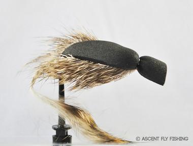 Black Morrish Mouse