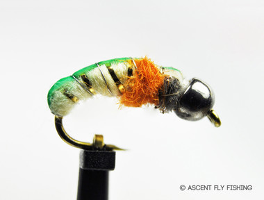 Green/Orange Czech Mate