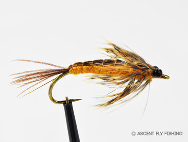 Soft Hackle Hex Nymph