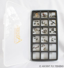 Loaded Midge Fly Box