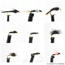 Trico Mayfly Selection