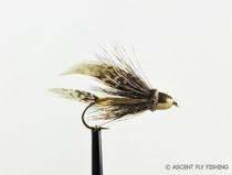 Natural Conehead Muddler Minnow