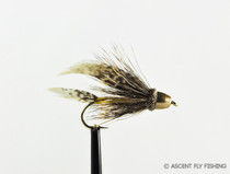 Natural Conehead Muddler Minnow