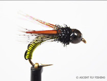 Green Hotwire Caddis