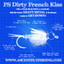 PS Dirty French Kiss Fly Blueprint