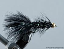 Black Beadhead Flash-a-Bugger