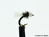 Black Manhattan Midge