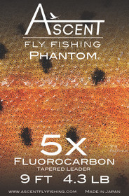 5X Fluoro Leader