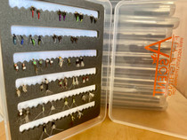 Loaded Emerger Fly Box - Includes 48 flies