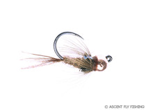 Tungsten Jig CDC Pheasant Tail Flashback Nymph
