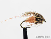 Tan Chewee Caddis Emerger
