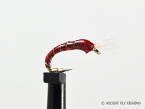 3D Epoxy Bloodworm