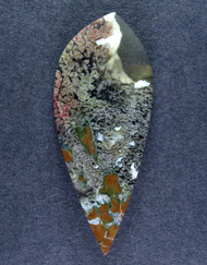 Amazing Priday Plume Agate Designer Cabochon  #15145