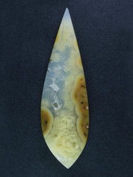 Gorgeous Cabochon of Agoura Sagenite Agate   #15493