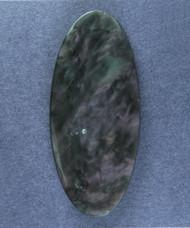 Fantastic Rainbow Velvet Obsidian Designer Cabochon  #15683