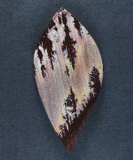 Gorgeous Mimbres Dendritic Rhyolite Designer Cabochon  #17069